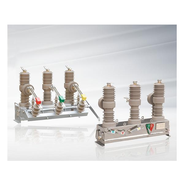 ZW32-12型户外真空断路器(以下简称断路器)为额定电压12kV.三相交流50Hz的户外配电设备。主要用于开断、关合电力系统中的负荷电流、过载电流及短路电流。…